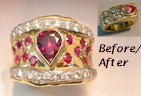 Before / After Jewelry Remodeling